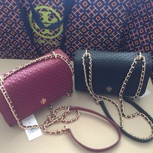 NEW With Tags Tory Burch Shoulder Bag two colors